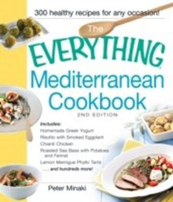 Everything Mediterranean Cookbook
