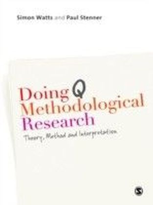 Doing Q Methodological Research