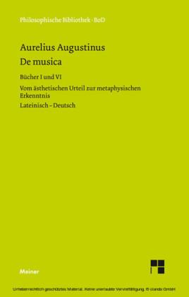 De musica. Buch I und VI