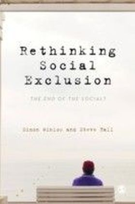 Rethinking Social Exclusion