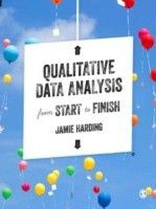 Qualitative Data Analysis from Start to Finish