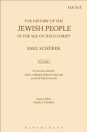 History of the Jewish People in the Age of Jesus Christ: Volume 1