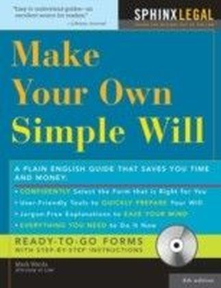 Make Your Own Simple Will