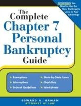 Complete Chapter 7 Personal Bankruptcy Guide
