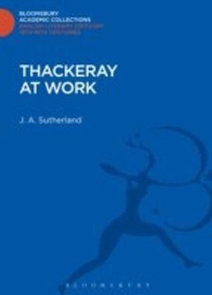 Thackeray at Work