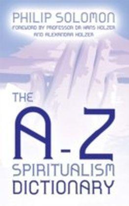 A-Z Spiritualism Dictionary