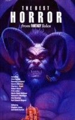 Best Horror from Fantasy Tales
