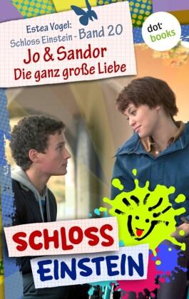 Schloss Einstein - Band 20: Jo & Sandor - Die ganz große Liebe