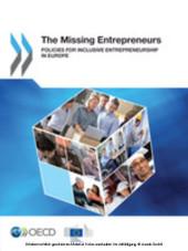 The Missing Entrepreneurs: Policies for Inclusive Entrepreneurship in Europe