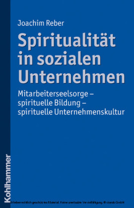 Spiritualität in sozialen Unternehmen
