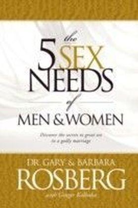 5 Sex Needs of Men & Women