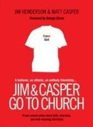 Jim and Casper Go to Church