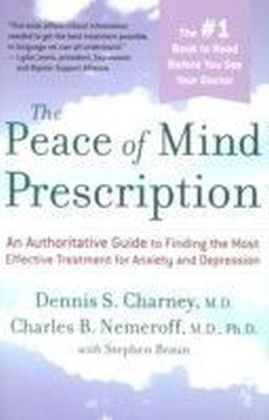 Peace of Mind Prescription