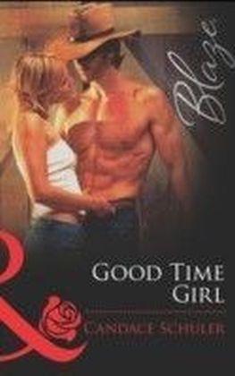 Good Time Girl (Mills & Boon Blaze)