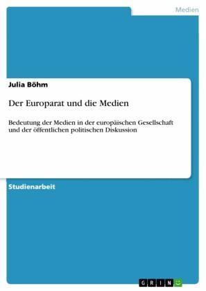Der Europarat und die Medien