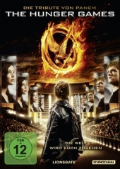 Die Tribute von Panem - The Hunger Games, 1 DVD Cover