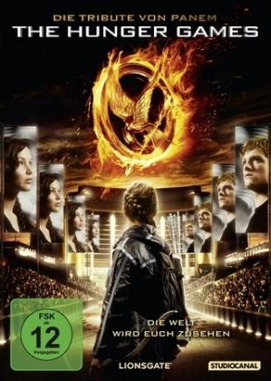 Die Tribute von Panem - The Hunger Games, 1 DVD