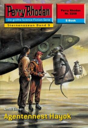 Perry Rhodan 2208: Agentennest Hayok