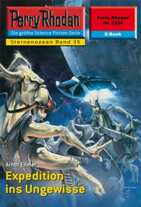Perry Rhodan 2234: Expedition ins Ungewisse