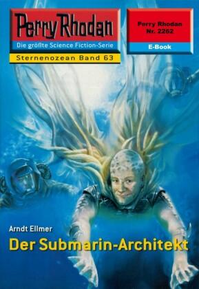 Perry Rhodan 2262: Der Submarin-Architekt