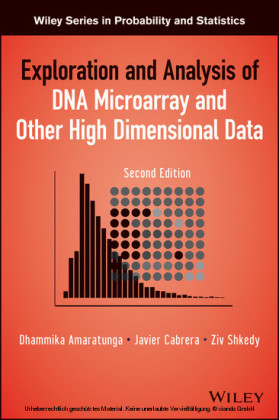 Exploration and Analysis of DNA Microarray and Other High-Dimensional Data