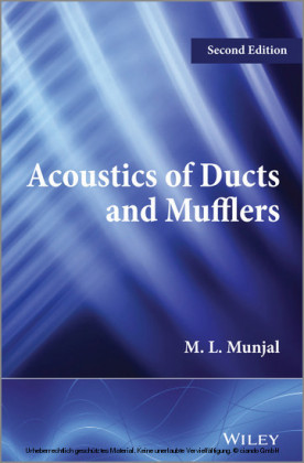 Acoustics of Ducts and Mufflers