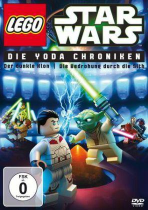 Lego Star Wars: Die Yoda Chroniken (1&2), 1 DVD