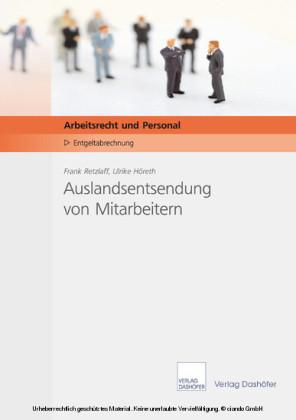 Auslandsentsendung von Mitarbeitern- Download PDF