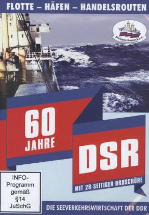 60 Jahre DSR - Flotte - Häfen - Handelsrouten, 1 DVD