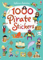 1000 Pirate Stickers Cover