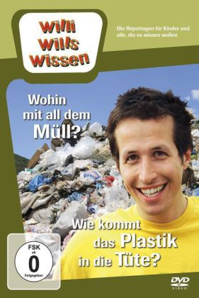 Wohin mit dem Müll / Wie kommt das Plastik in die Tüte, 1 DVD Bd. 3764228