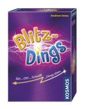 Blitzdings (Spiel) Cover