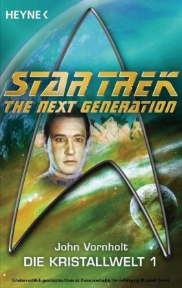 Star Trek - The Next Generation: Kristallwelt 1