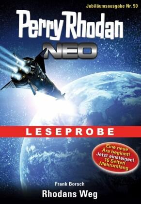 Perry Rhodan Neo 50: Rhodans Weg - Leseprobe