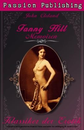 Klassiker der Erotik - Fanny Hill - Teil - Memoiren