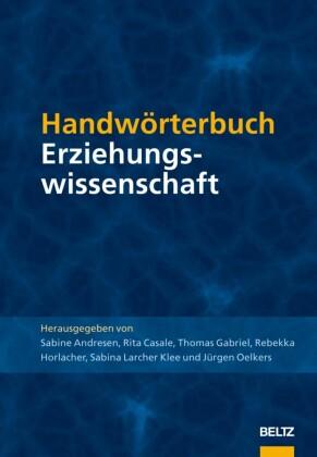Handwörterbuch Erziehungswissenschaft