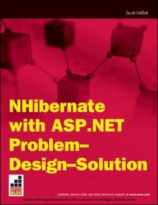 NHibernate with ASP.NET Problem Design Solution