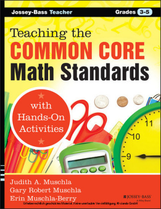 Teaching the Common Core Math Standards with Hands-On Activities, Grades 3-5,