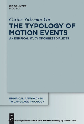 The Typology of Motion Events