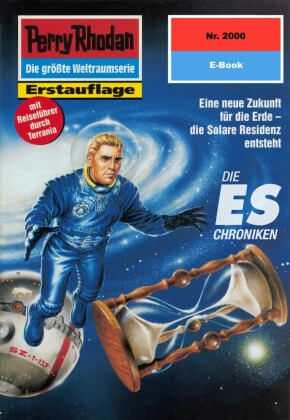 Perry Rhodan 2000: Die ES-Chroniken (Heftroman)