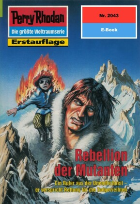 Perry Rhodan 2043: Rebellion der Mutanten