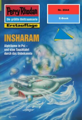 Perry Rhodan 2044: INSHARAM