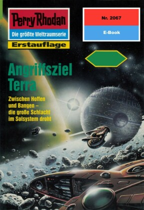 Perry Rhodan 2067: Angriffsziel Terra