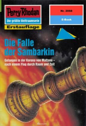 Perry Rhodan 2068: Die Falle der Sambarkin