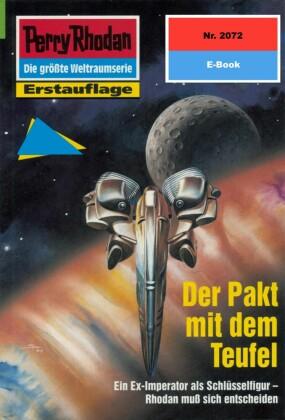Perry Rhodan 2072: Der Pakt mit dem Teufel