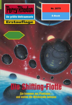 Perry Rhodan 2075: Die Shifting-Flotte