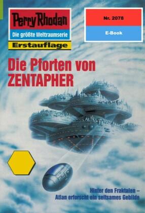 Perry Rhodan 2078: Die Pforten von ZENTAPHER