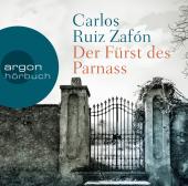 Der Fürst des Parnass, 1 Audio-CD Cover