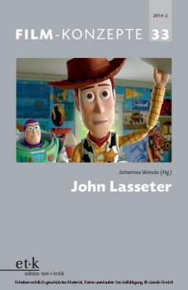 FILM-KONZEPTE 33 - John Lasseter