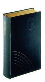 Evangelisches Gesangbuch Niedersachsen und Bremen, Leder schwarz Cover